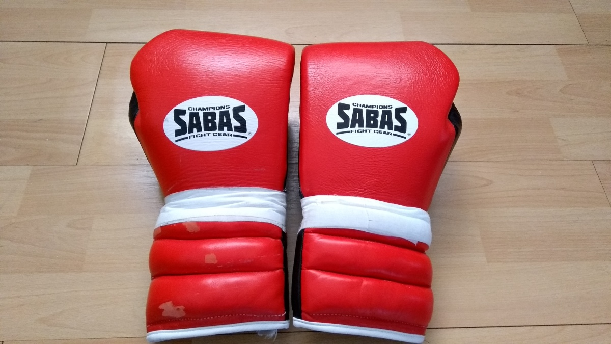 Sabas ProSeries TC 16oz Boxing Glove Review Overview
