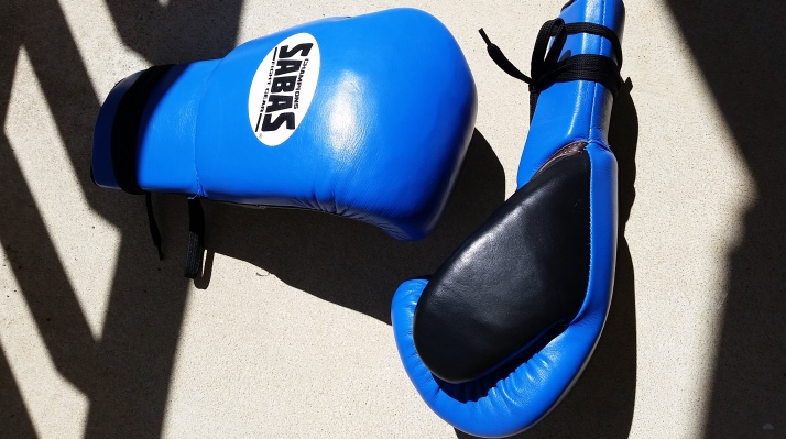 Custom Sabas 16oz SuperSoft Boxing Gloves Angles
