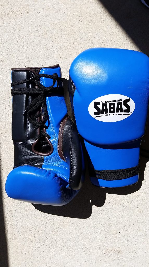 Custom Sabas 16oz SuperSoft Boxing Gloves Overview